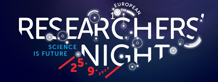 European Researchers' Night 2015