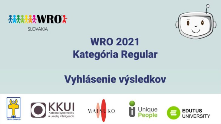 WRO 2021